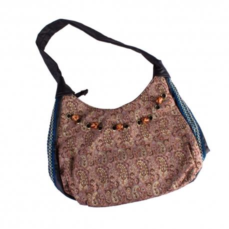 کیف دوشی زنانه ترمه