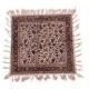 رومیزی قلمکار مربعی 40 سانتیمتری