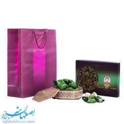 گز اصفهان با شکلات خوری دست ساز - شماره 14