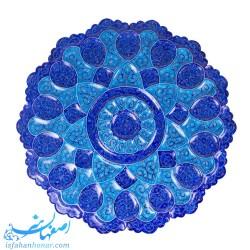تابلوی میناکاری 30 سانتیمتری نقاشی اسلیمی